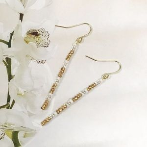 💫$5 with a Bundle💫Slender Gold Dangles